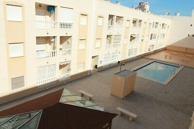 1bed 1bath penthouse community swimming pool, Torrevieja, Alicante, Spain.