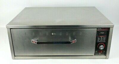 """Hatco HDW-1 One Drawer Warmer 120V (29.5"""" x 24"""" x 11"""") Commercial Quality"""