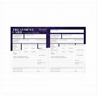 Treatment Record Cards - Extend/Express Pack Of 96