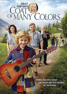 Dolly Patton's Coat Of Many Colors  (DVD Used Very Good)