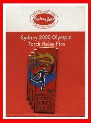 1TF 205# * SYDNEY 2000 OLYMPIC GAMES * Torch Relay *
