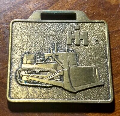 International Harvester Dozer Watch Fob IH-40