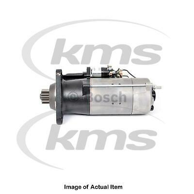 Starter Motor 0986022760 Bosch NAD101240 Genuine Top Quality Replacement