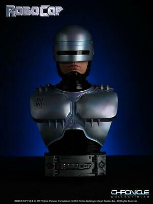 Robocop 1/2 Scale Bust by Chronicle Collectibles not Sideshow #136 of 300 NEW!