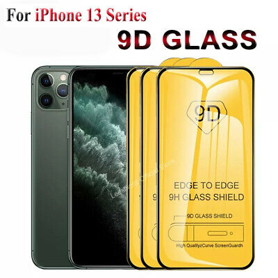 10D Tempered Glass Full Screen Protector For iPhone 11 Pro Max X XS Max XR 8 7 +