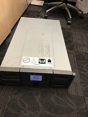 HP STORAGEWORKS TAPE LIBRARY MSL4048 Ultrium 448 With 2 Drives