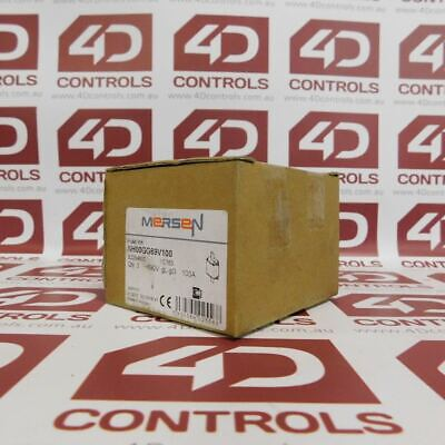NH00GG69V100 | Mersen | Fuse 690V 100A Qty 3 - New Surplus Open