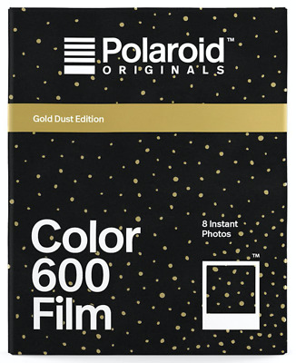 Color Film for 600 Gold Dust Edition Expiry Date: 07/2020