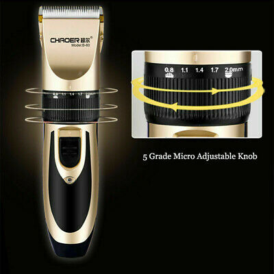 Electric Haircut Trimmer Clipper Shaver Razor Beard Grooming Ceramic HairCutting