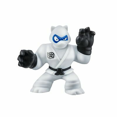 Heroes Of Goo Jit Zu Mushy Panther Action Figure Pantaro Stretchiest Gooiest