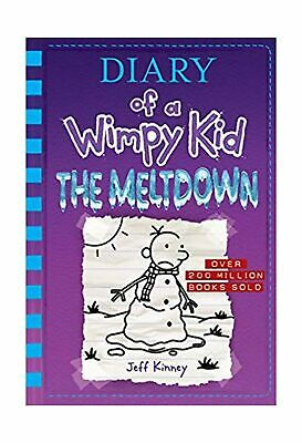 The Meltdown (Diary of a Wimpy Kid Book 13) Interesting Amazing
