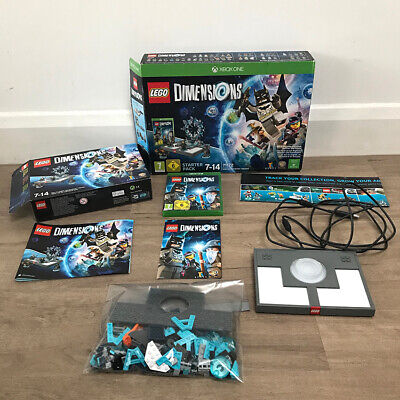 Lego Dimensions 71172 Starter Pack XBox One - BOXED + COMPLETE - FREE UK POSTAGE