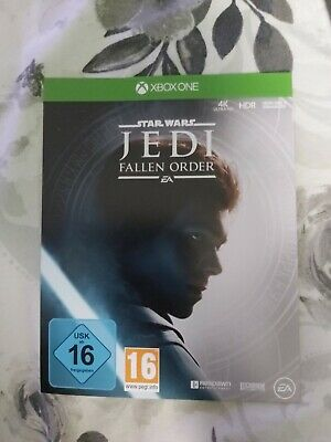 Xbox one Star Wars JEDI: The Fallen Order (Xbox1) DELUXE VERSION unwanted CODE