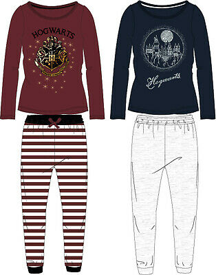 Girls Harry Potter Hogwarts Pyjamas Pjs