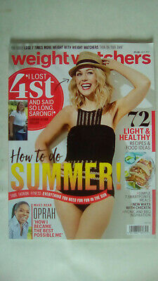 Weight Watchers Magazine July 2017