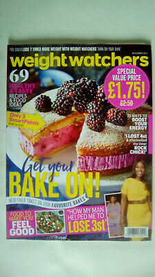 Weight Watchers Magazine November 2017