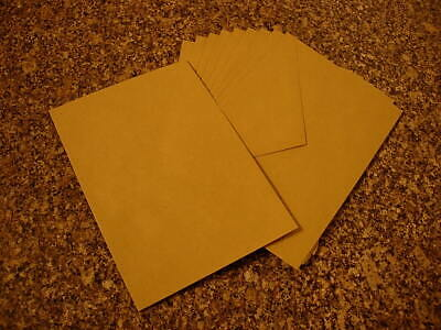 30 Ostaline ,Brown Buff Envelopes, 17  cms x 12 cms