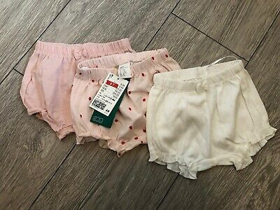 H&m Baby Girl Shorts Set 2-4 Months Brand New