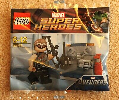 LEGO 30165 - Marvel Super Heroes - Avengers Hawkeye with equipment - BRAND NEW