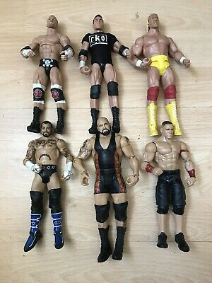 WWE Mattel Elite Basic Figure Bundle