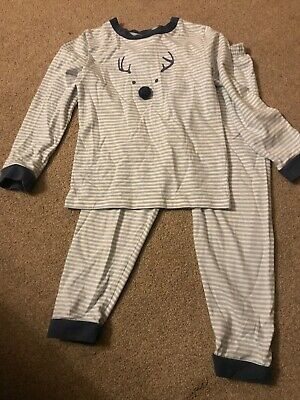 The Little White Company Christmas PJs Age 4-5