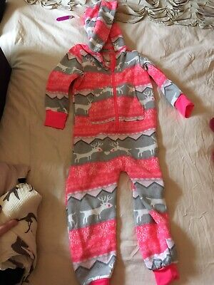 Girls Next Christmas One Piece / All In One / Body Suit Age 3