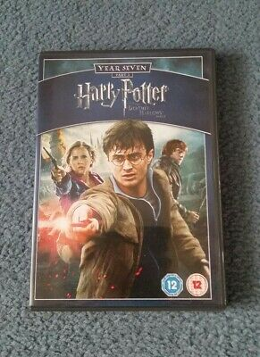 Harry Potter and the Deathly Hallows: Part 2 - (Standard Edition 2 Disc DVD 201…