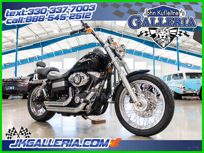 2007 Harley-Davidson Dyna 2007 Harley-Davidson Dyna Street Bob 07 08 09 2007 Harley-Davidson Dyna Street Bob 14k Miles Adult Owned 07 Used