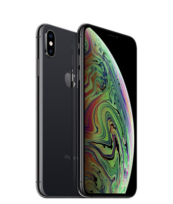 Brand New Sealed Apple iPhone XS Max 64GB GSM Unlocked - Space Gray / Silver