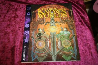 Fadings Suns Lords Of The Known Worlds. Perfect New Condition