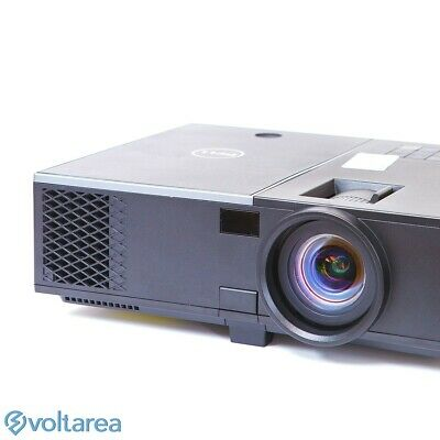 Dell 4350 DLP Projector 4000 Lumes w/remote and cables Native FULL HD 1920x1080