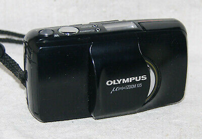 Olmpus u[mju:] Zoom 105 film camera