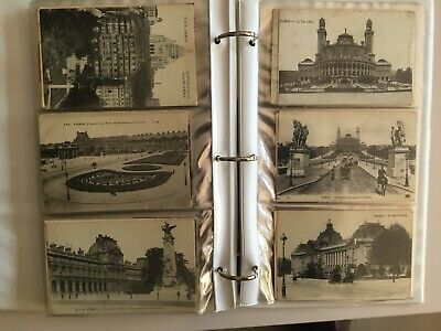 Antique French Postcard Collection