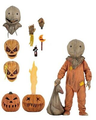 "NECA Trick R Treat Ultimate Sam 7"" Scale Action Figure Collection IN STOCK"