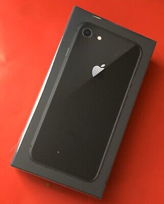 Brand New Factory Sealed AT&T Apple iPhone 8 64GB Space Gray 1 Yr Warranty