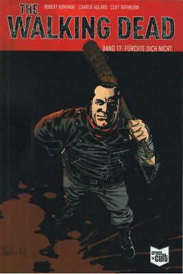 NEUWARE Comic Cross Cult The Walking Dead Softcover 17
