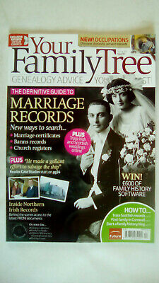 Your Family Tree Magazine Spring 2011 Issue 101 Mag only NO DISC