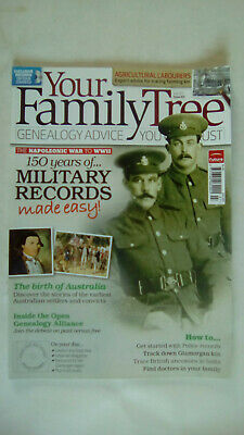 Your Family Tree Magazine July 2011 Issue 105 Mag only NO DISC