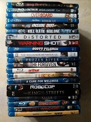 Wholesale LOT of 21 Brand New Blu-Rays (Blu-Ray) NEW! Sealed -White House Down