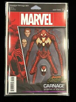 Absolute Carnage #1 Action Figure Variant