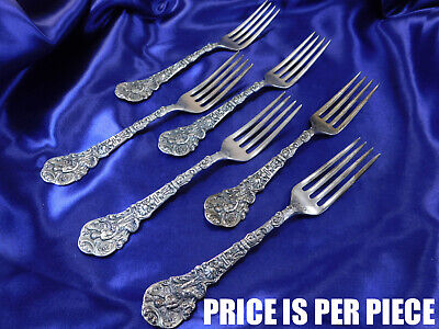 Gorham Versailles Sterling Silver Place Fork - Very Good Condition T