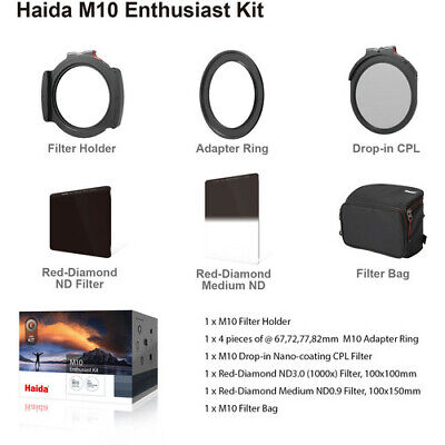 Haida M10 Enthusiast Kit