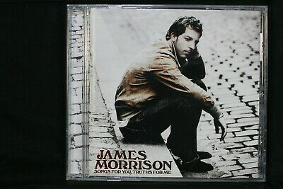 James Morrison  – Songs For You, Truths For Me - CD (C970)
