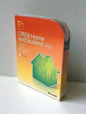 *Brand New* Microsoft Office Home and Student 2010 Family Pack (3 PC's)
