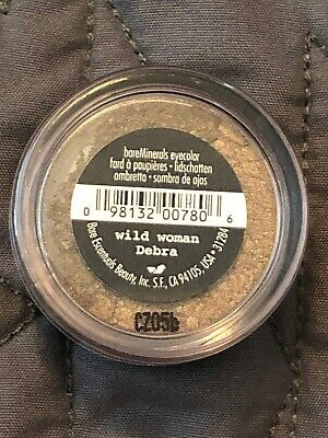 Bare Escentuals BareMinerals WILD WOMAN DEBRA Eye Wet Dry Pigment Shadow Liner