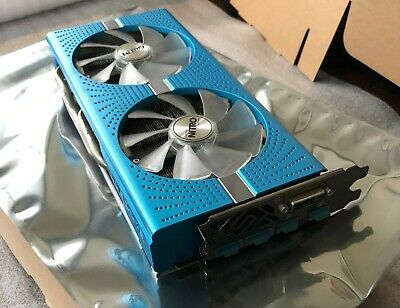 SAPPHIRE Radeon RX 580 8gb NITRO Special Edition - PC Graphics Card - GAMING