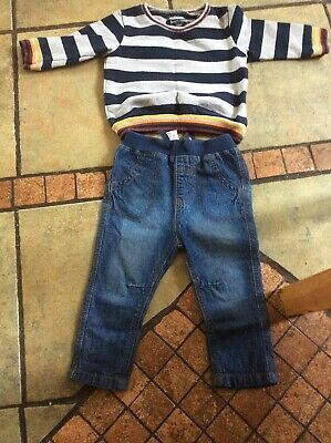 Baby Boys Outfit Age 6.9 Months .next .george