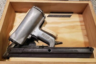 Paslode Signode Pneumatic Air Staple Gun Heavy Duty 29321