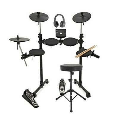 Gear4music Digital Drums 400 Compact Electronic Drum Kit -Perfect Condition