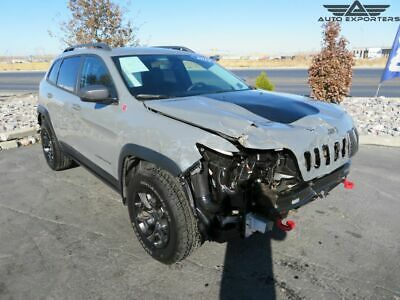 2019 Jeep Cherokee Trailhawk 2019 Jeep Cherokee Salvage Damaged Vehicle! Priced To Sell! Wont Last! L@@K!!